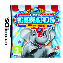 It's My Circus Elephant Friend DS (SP)