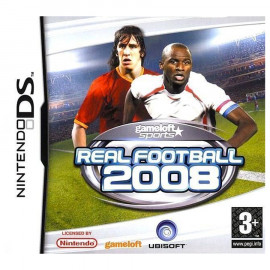Real Football 2008 DS (SP)