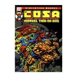 Comic Biblioteca Marvel: La Cosa Panini 03