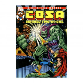 Comic Biblioteca Marvel: La Cosa Panini 04