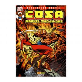 Comic Biblioteca Marvel: La Cosa Panini 05