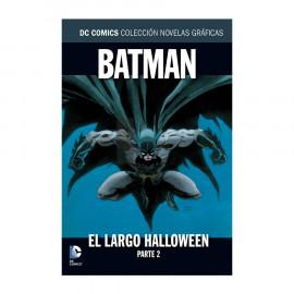Comic Batman El Largo Halloween ECC Parte 2