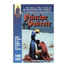 Comic Biblioteca grandes del comic: Principe Valiente Planeta 06