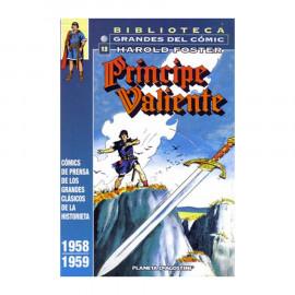 Comic Biblioteca grandes del comic: Principe Valiente Planeta 13