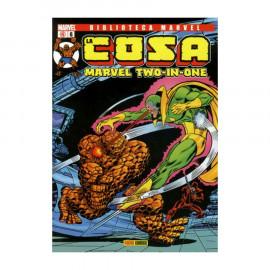 Comic Biblioteca Marvel: La Cosa Panini 06