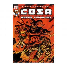 Comic Biblioteca Marvel: La Cosa Panini 07