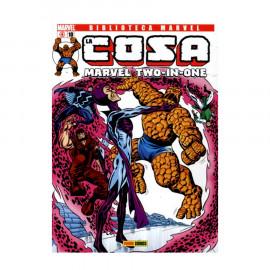 Comic Biblioteca Marvel: La Cosa Panini 10