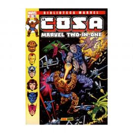 Comic Biblioteca Marvel: La Cosa Panini 11