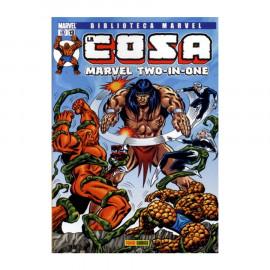 Comic Biblioteca Marvel: La Cosa Panini 13