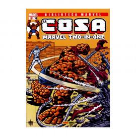 Comic Biblioteca Marvel: La Cosa Panini 14