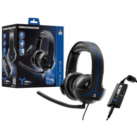 Auriculares Thrustmaster Y-300P  Negro Azul PS3/PS4