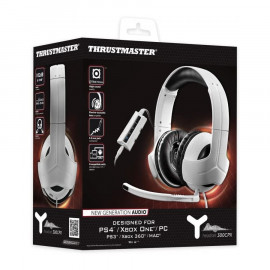 Headset Thrustmaster Y-300CPX Multiplataforma Blanco