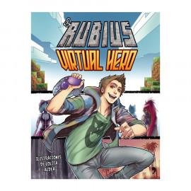 Comic El Rubius Virtual Hero