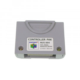 Controller Pak Nintendo 64