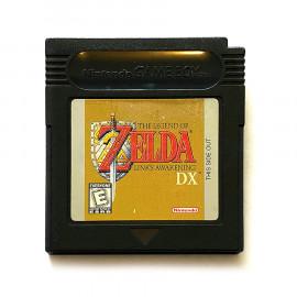 The Legend of Zelda Links Awakening DX GBC