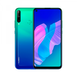 Huawei P40 Lite E 4 RAM 64GB Huawei Store Aurora Blue
