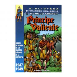 Comic Biblioteca grandes del comic: Principe Valiente Planeta 07