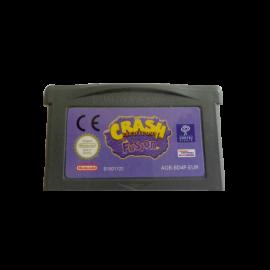 Crash Bandicoot Fusion GBA