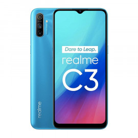 Realme C3 3 RAM 64GB DS Azul
