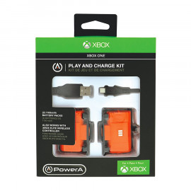 Kit Juega y Carga Power A Xbox One