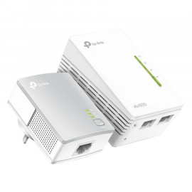 Kit Extensor Powerline WiFi AV600 a 300 Mbps TP-LINK TL-WPA4221