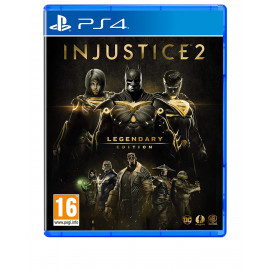 Injustice 2 Legendary Edition PS4 (SP)