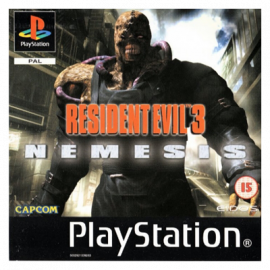 Resident Evil 3 Nemesis PSX (SP)