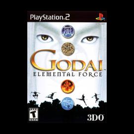 Godai Elemental Force PS2 (SP)