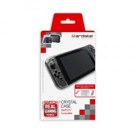 Carcasa Transparente Ardistel para Nintendo Switch
