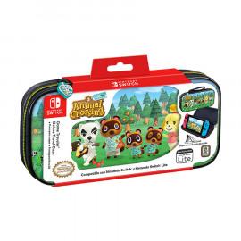 Pack Estuche Animal Crossing Nintendo Switch