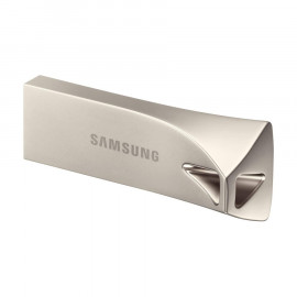 Pendrive 3.0 Samsung Bar Plus 128GB USB Type-A Silver