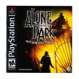 Alone in the Dark The new Nightmare PSX (SP)