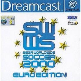 SWWS 2000 Sega Worldwide Soccer DC (SP)