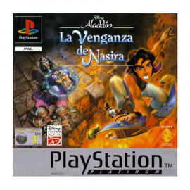 Aladin La Venganza de Nasira Platinum PSX (SP)