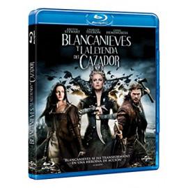 Blancanieves y la Leyenda del Cazador BluRay (SP)