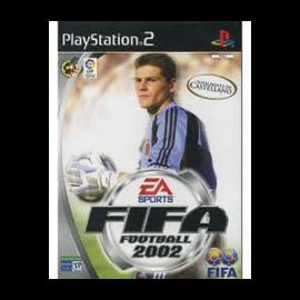 FIFA 02 PS2 (SP)