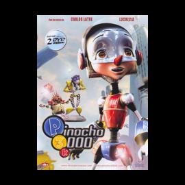 Pinocho 3000 K DVD