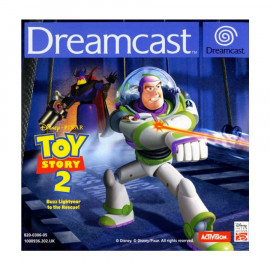 Toy Story 2 Buzz Lightyear to the Rescue DC (SP)