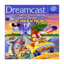 WD World Quest:Magical Racing Tour DC (DE)
