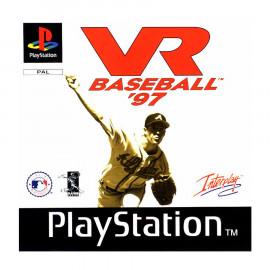 VR Baseball 97 PSX (SP)
