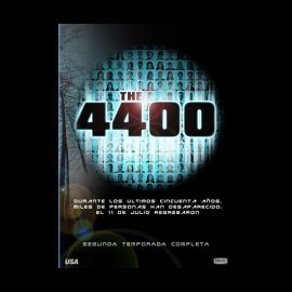Los 4400 Temporada 2 (13 Cap) DVD