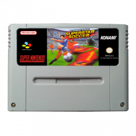 International Superstar Soccer SNES