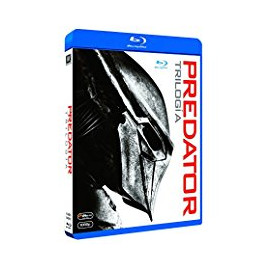 Predator, Trilogia BluRay (SP)