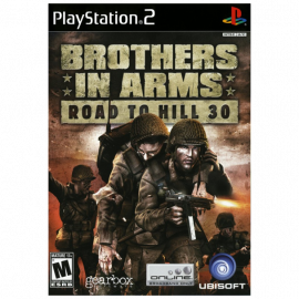 Brothers In Arms - Road To Hill 30 Platinum PS2 (SP)