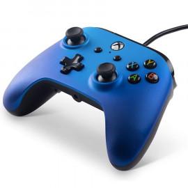Mando Con Cable Power A  Zafiro Xbox One