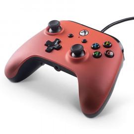 Mando Con Cable Power A  Crimson Fade Xbox One/PC