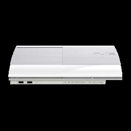 PS3 Ultraslim Blanca 500GB (Sin Mando)