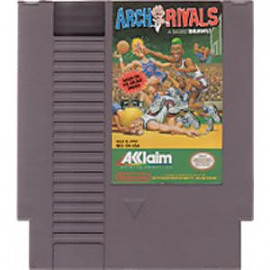 Arch Rivals a Basket Brawl NES