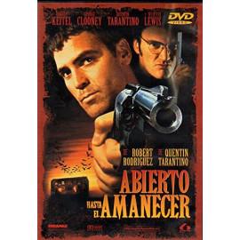 Abierto Hasta el Amanecer DVD