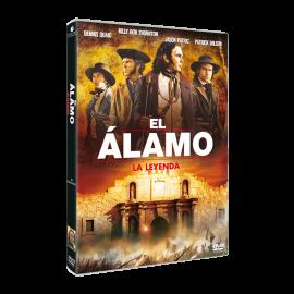 El Álamo DVD